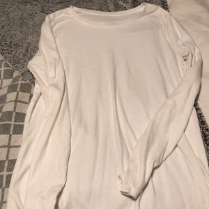 a new day long sleeved basic shirt